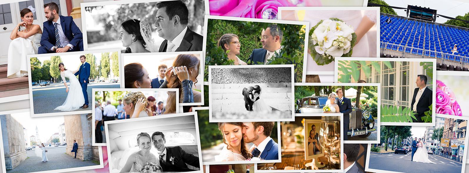 Collage Hochzeiten 2015